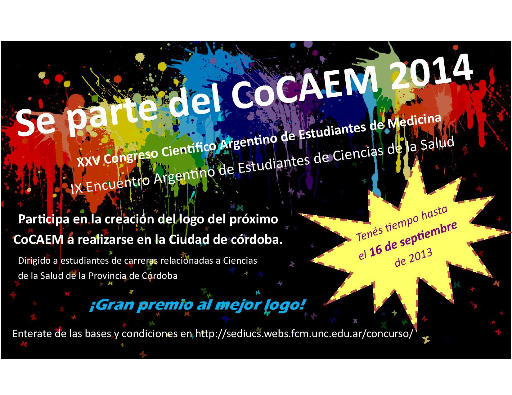 Concurso se Parte del CoCAEM 2014
