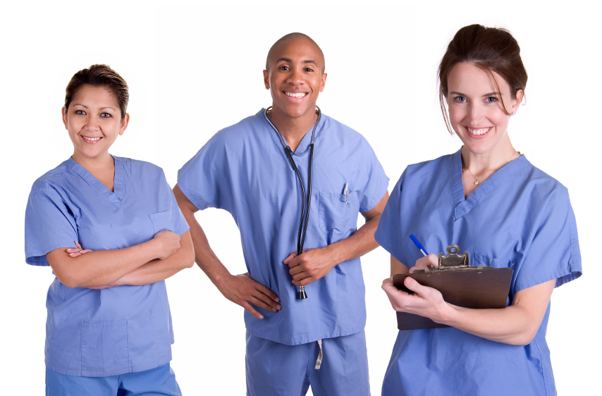 Nurses-group